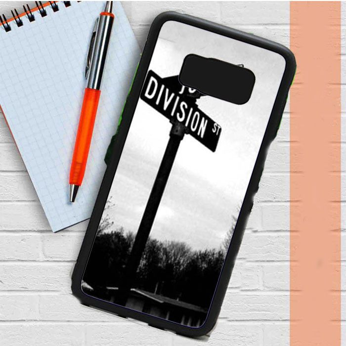 Joy Division Sign Samsung Galaxy S8 Case Dewantary
