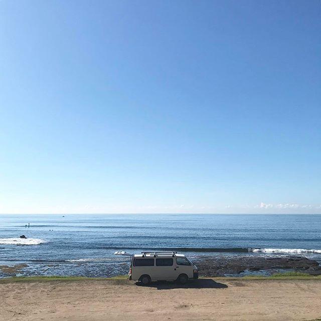By the sea  Por el mar combi vanlife vanhellip