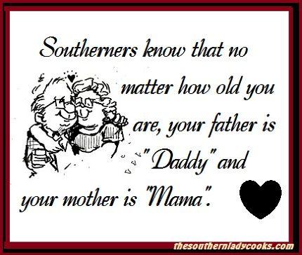 Daddy  Mama