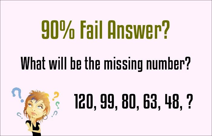 Solve The Maths Puzzles 3