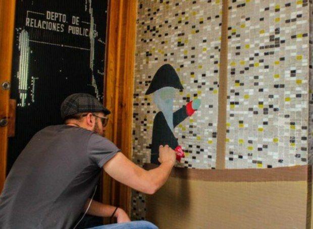 Playmobil revive infancias en el Museo del Juguete Antiguo.