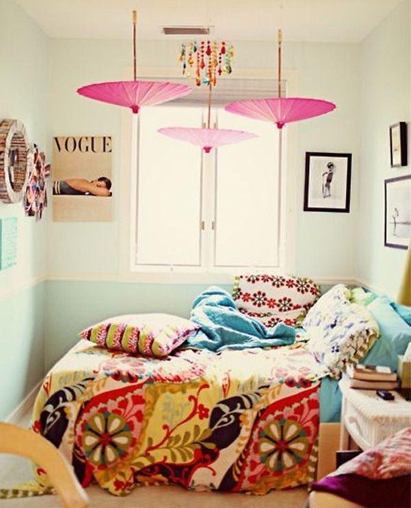 Come arredare una camera da letto in stile Boho Folk
