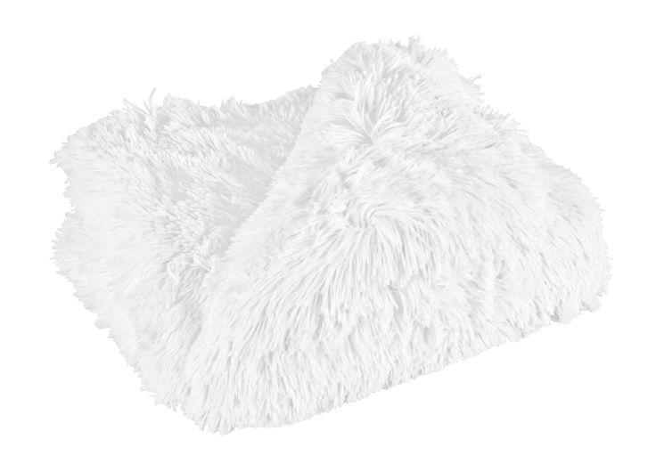 Dessus de lit ALASKA blanc BUT