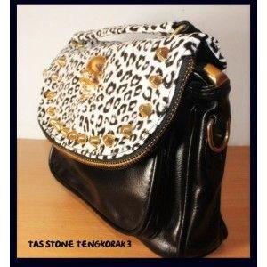 TAS Wanita model Stone Tengkorak 03