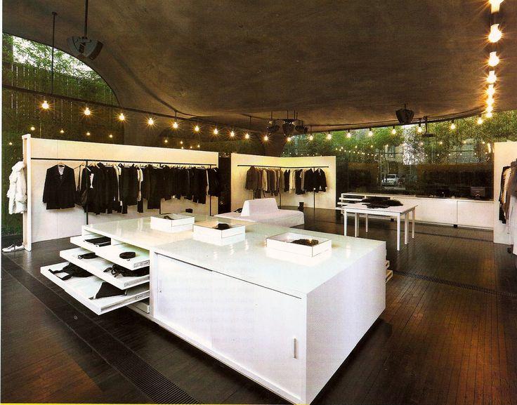 Ann Demeulmeester Retail Store/Designed by Minsuk Cho of Mass Studies