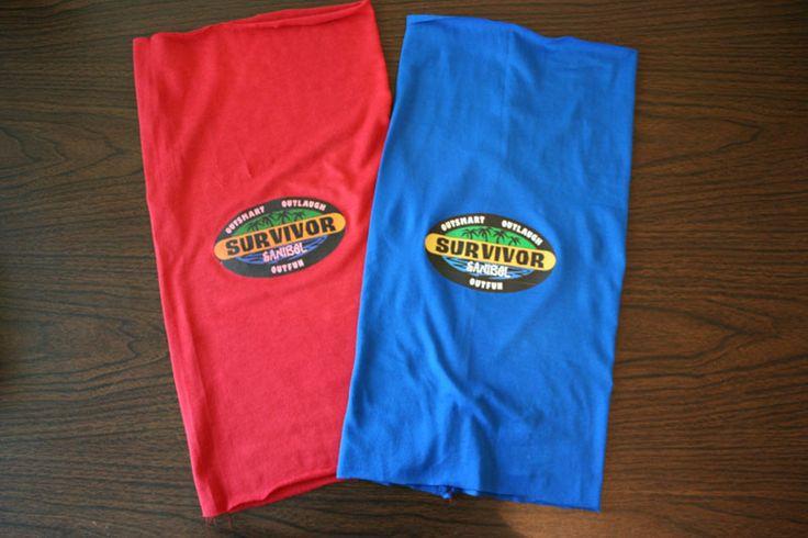 DIY make your own survivor buffs