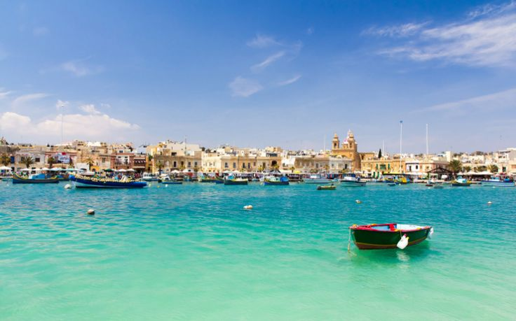 Marsaxlokk - Malta Marsaxlokk is a traditional fishing village in South East Malta. Most of Maltas fish supplies come from this port, with swordfish and tuna the most commonly caught. The local market...