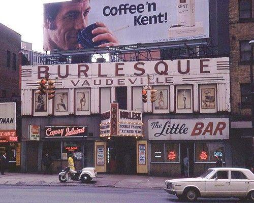 Pic of the Day: Roxy Theatre, 1971 | Scene and Heard: Scene's News Blog