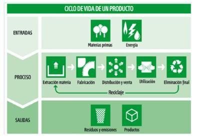Etapas del ciclo de vida de un producto