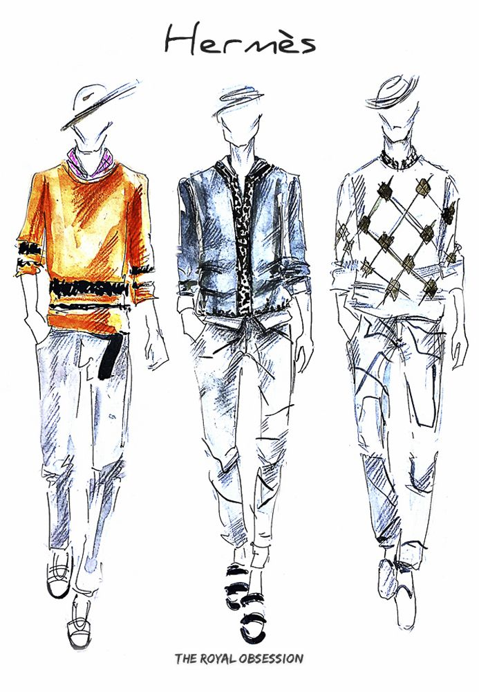 fashion illustration sketches men wwwpixsharkcom