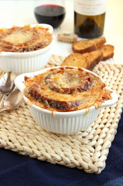 Baked French Onion Soup   The Suburban Soapbox