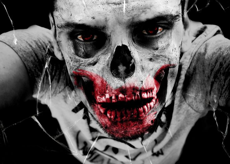 """zombie-367517_19""""I try to create sympathy for my characters, then turn the monsters loose."""" – Stephen King  #authors #writing #publishing #author #amwriting20"""