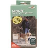 Solvit Products-Carelift Rear-only Lifting Harness For Dogs- Copper 35-70 Lbs-med