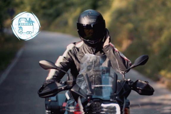 In arrivo il primo casco per moto a realtà aumentata!