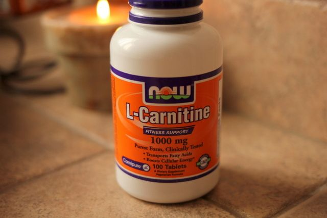 Weight loss supplement L-Carnitine and great advice for sticking with low carb