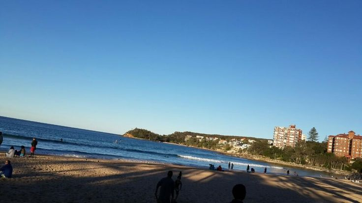 Manly Beach - A warm afternoon? Manly beach is the one of the best beaches to go cool down in #Sydney