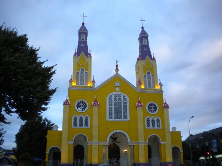 Iglesia de Castro, Chiloe