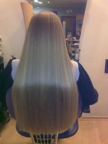 Стилист Наталья Панченко: «Чистые и блестящие волосы – залог вашей красоты!» | KM.RU