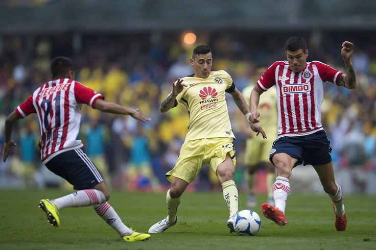 A qué hora juega América vs Chivas y en qué canal | Liguilla del Clausura 2016 (vuelta) - https://webadictos.com/2016/05/14/hora-america-vs-chivas-liguilla-clausura-2016/?utm_source=PN&utm_medium=Pinterest&utm_campaign=PN%2Bposts