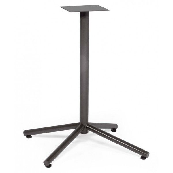 Industrial Metal Restaurant Table Bases Wright Industrial Table Base