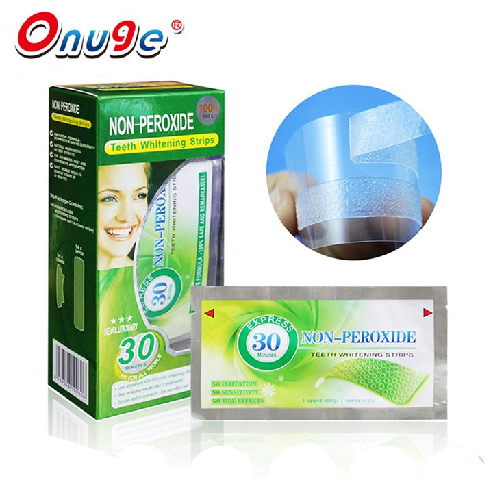 14 Pouch/28pcs Professional 3D Teeth Bleaching Gel Advanced Whitening Teeth Whitening Strips Dry Tooth Whitener Oral Hygiene