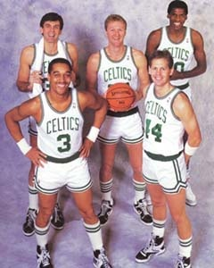 dj, ainge, mchale, bird and parish