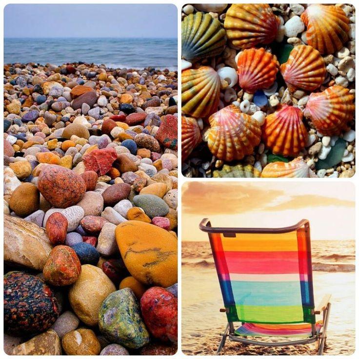 Dor de vara #seaside #colorful #summer