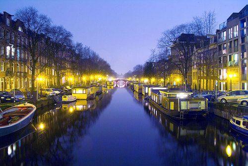 Holanda - Amsterdan