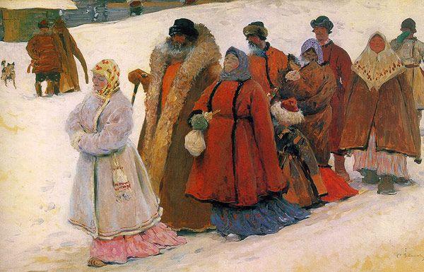 Sergey Ivanov - The Family