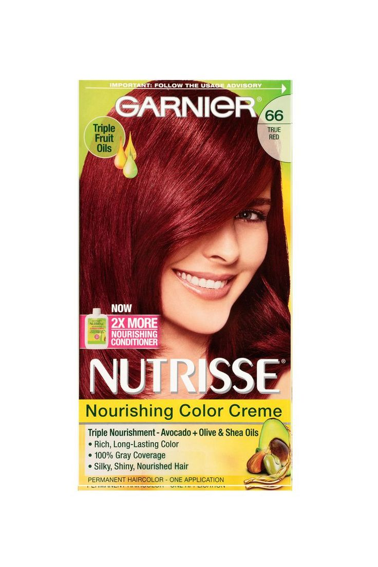 Best 25 garnier hair dye ideas on pinterest garnier hair color garnier nutrisse nourishing color creme true red nvjuhfo Image collections