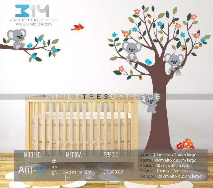 42 best vinilos decorativos arboles infantiles images on - Vinilos decorativos arboles ...