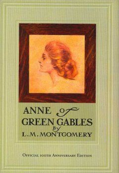 Anne of Green Gables (Book 1) by L.M. Montgomery (AR Level 7.3)