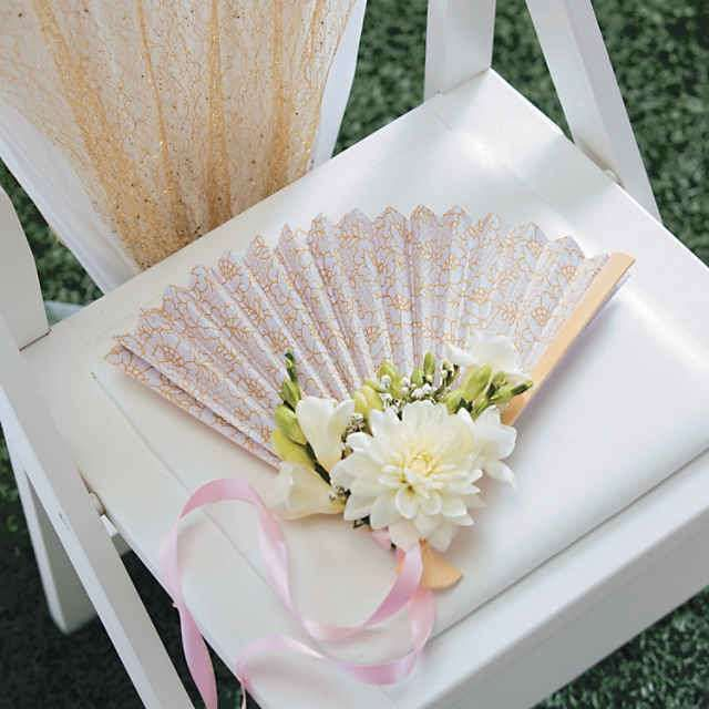 Vintage Lace Design Folding Hand Fans Oriental Trading Hand Fans For Wedding Wedding Sand Sand Ceremony Wedding