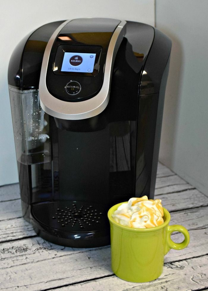 Making fancy coffee was hard...until I got my Keurig. Now, every day, I make one of my favorite 10 {totally easy} Keurig Coffee Recipes! #ad #Keurig400