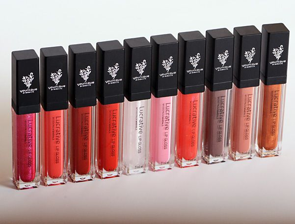 Lucrative Lip Gloss - NOT sticky and only $15!