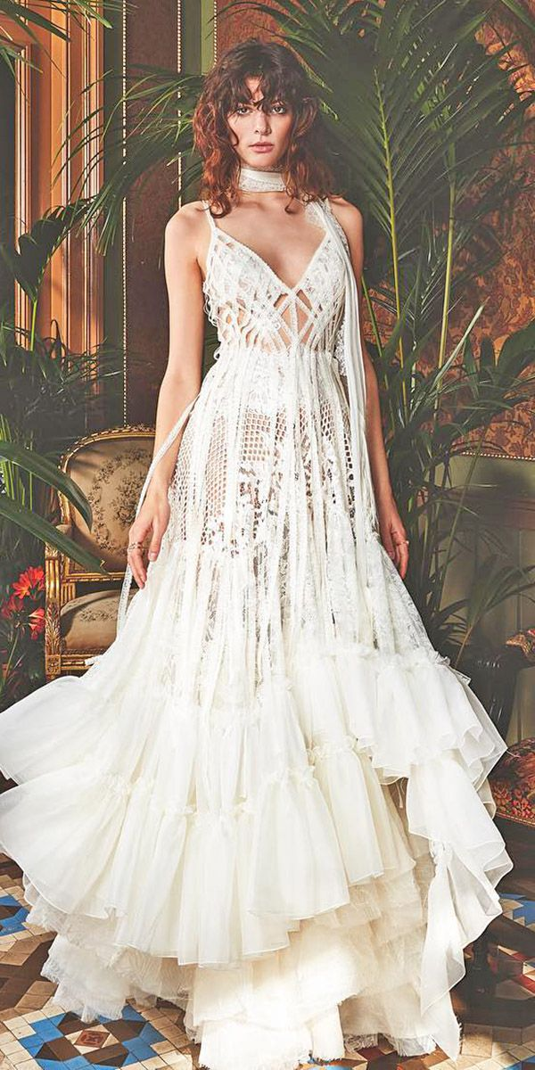 Perfect  Fantasy Wedding Dresses From Top Europe Designers