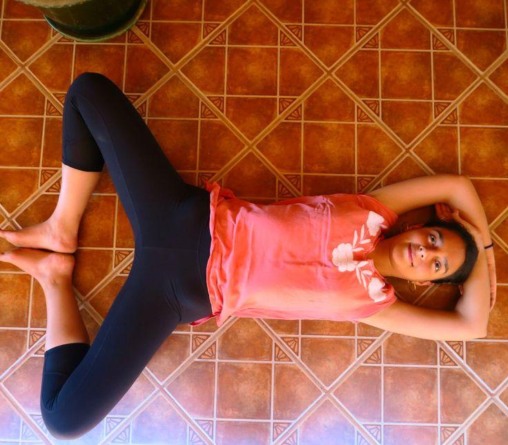 Comment bien vivre son cycle menstruel.. avec quelques postures simples de yoga Par Cecile