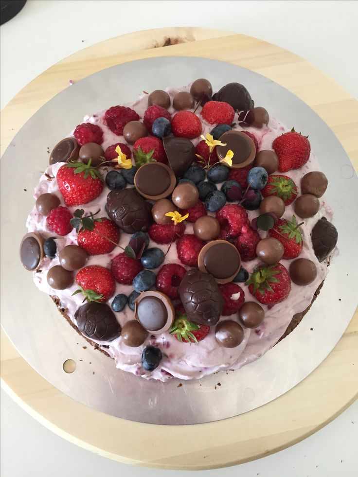 Home made cake 😘