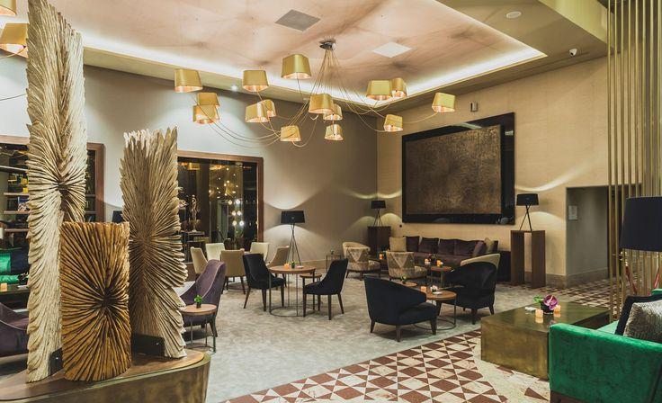 Kenzi Tower Hotel - 5 Star Hotel Casablanca - Luxury Hotel Morocco
