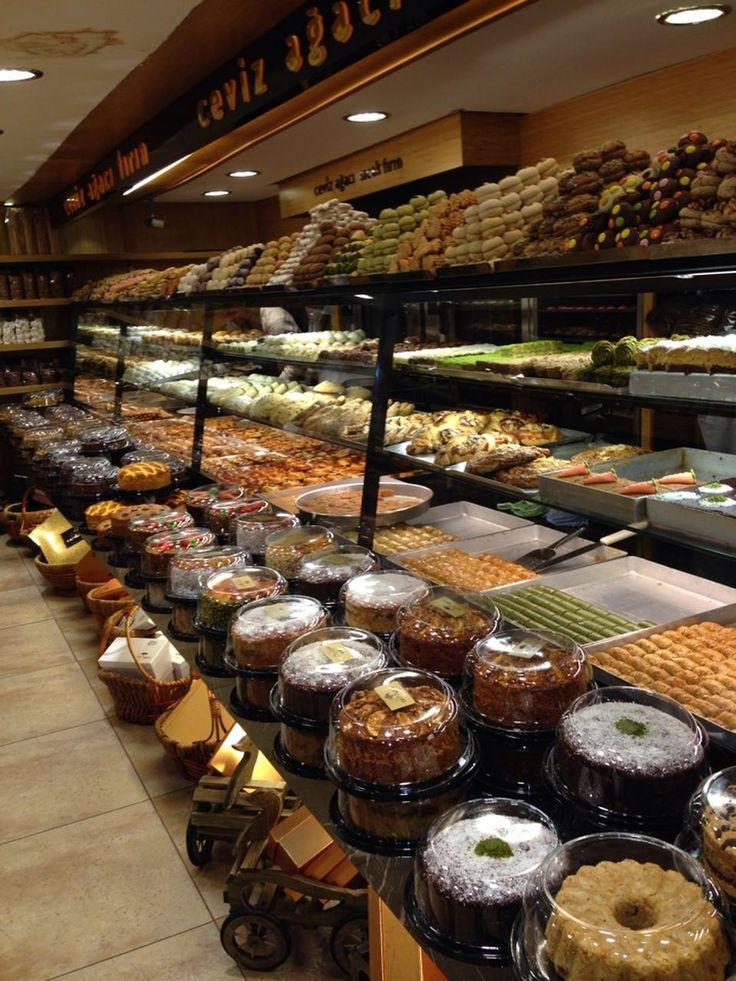 İstanbul'un Bayram Şekeri Tadındaki 25 Dükkanı