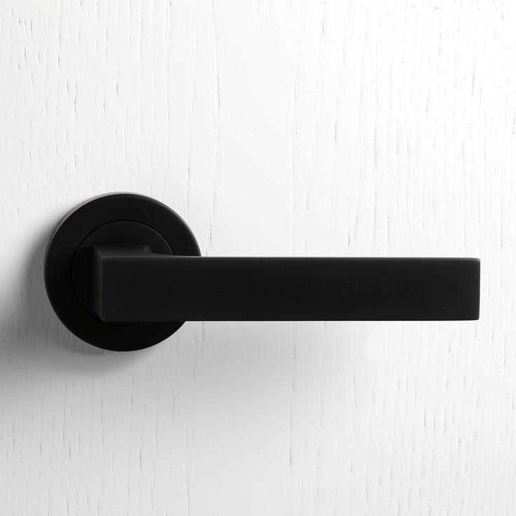 matt black door handle                                                                                                                                                                                 More