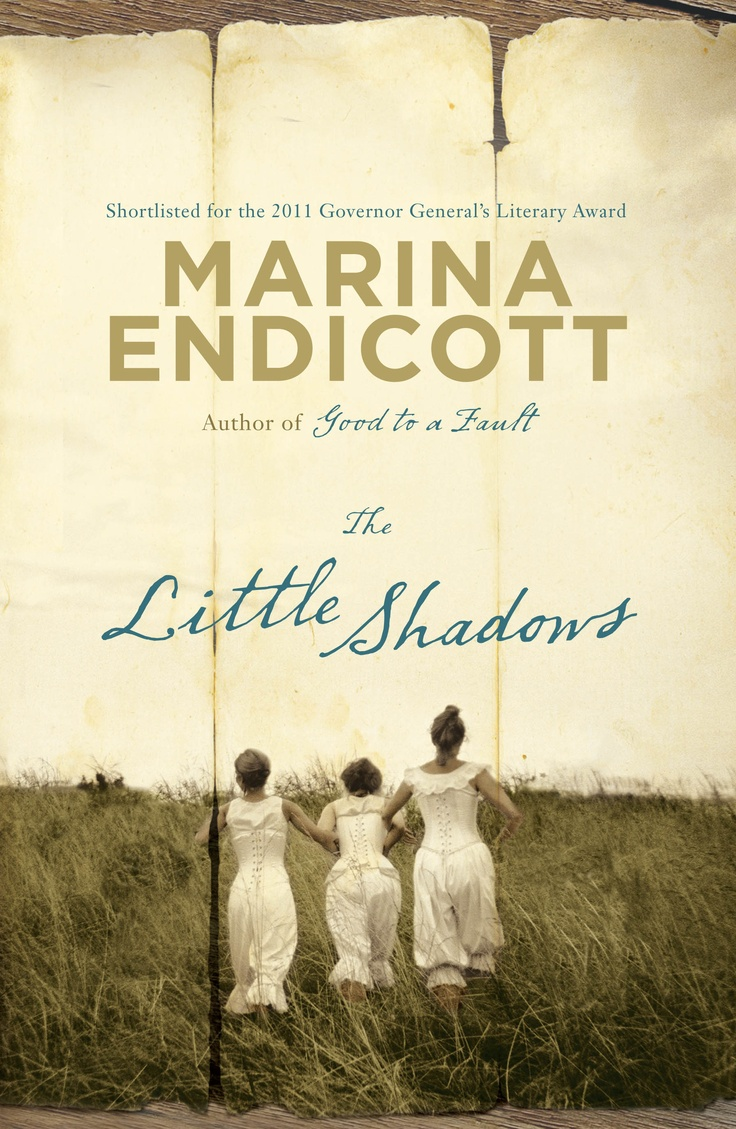 New novel from Marina Endicott, author of Good to Fault. Designed by Lisa White