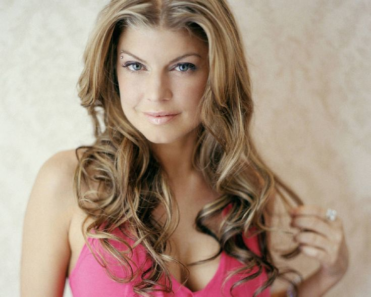 Fergie - Bisexual. Famous for being the sole female singer ...
