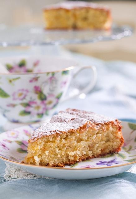 Gluten free almond and orange cake by Ann@74, via Flickr