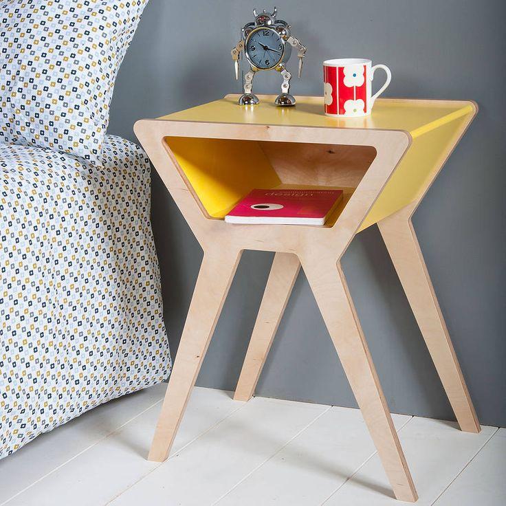 Lunar Bedside Table