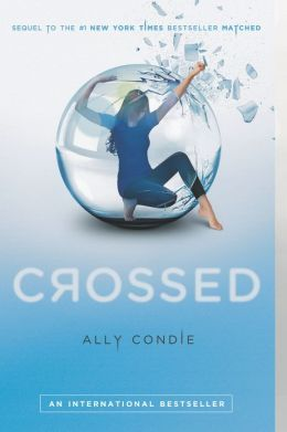 This is the second book in the Matched series, and although it is much slower than the first book, I still enjoyed it.