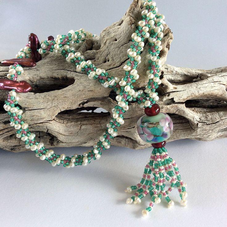 Penel Bigg, Glass artist. Sprial rope. #glass #art  #artist #natureart #inspiration #homedecor  #handmade #interiordesign  #decoration