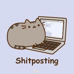 Shitposting  GIF Image, 250×250 pixels