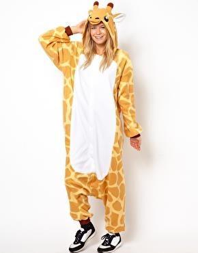 Костюм жирафа взрослый