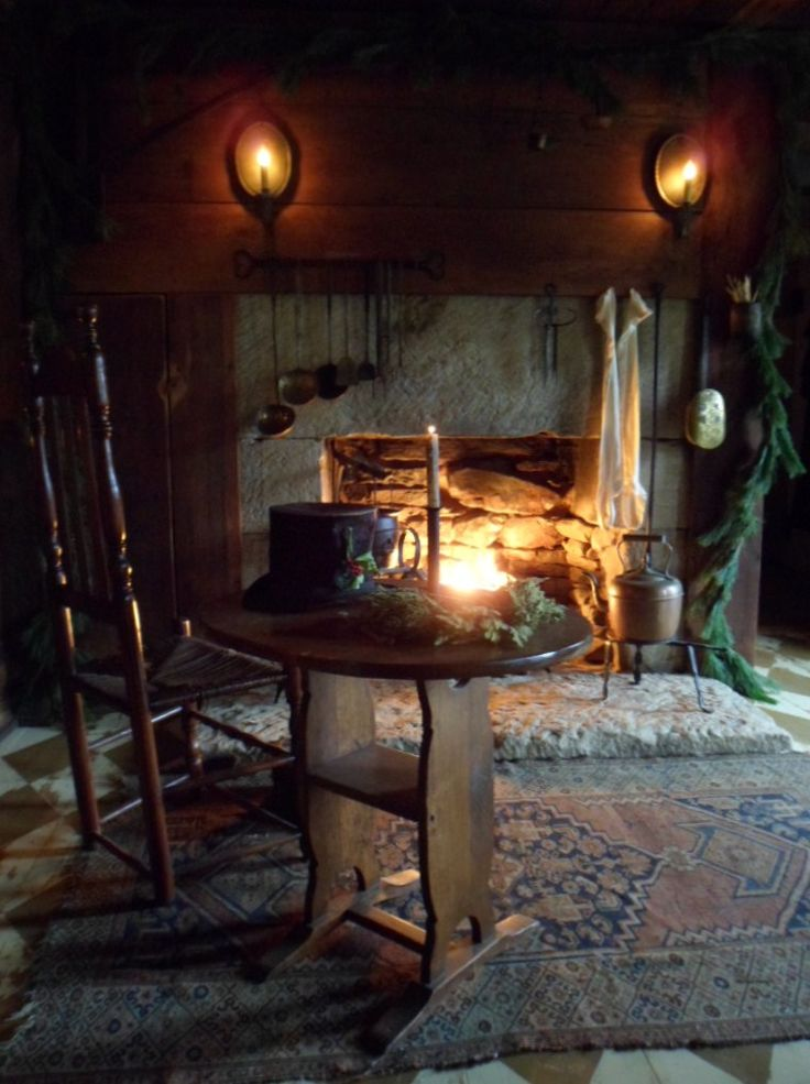342 best yule images on pinterest for Country home and hearth